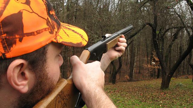 1. The gun debate.