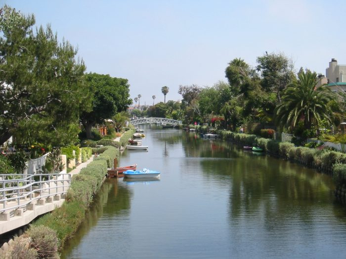 3. Venice Canal Historic District