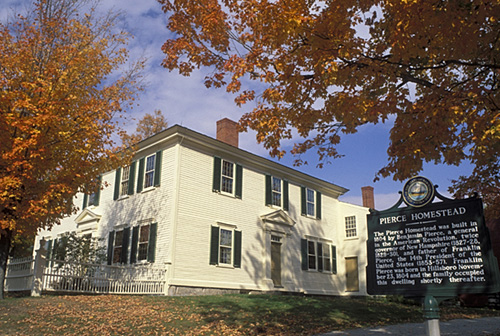 5. Franklin Pierce Homestead, Hillsborough