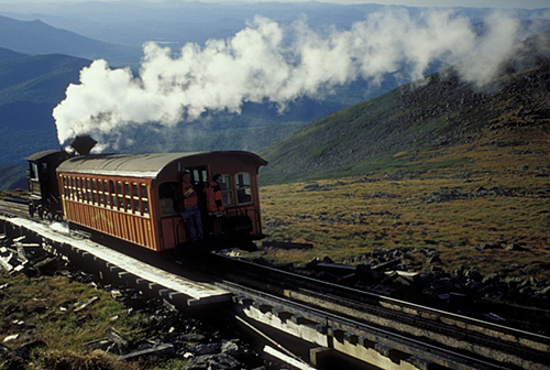 6. Can you name this train?