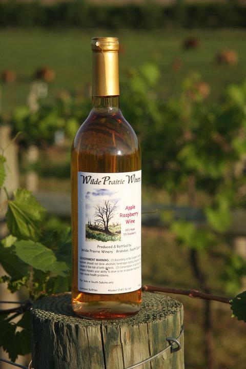 4. Wild Prairie Winery in Brandon