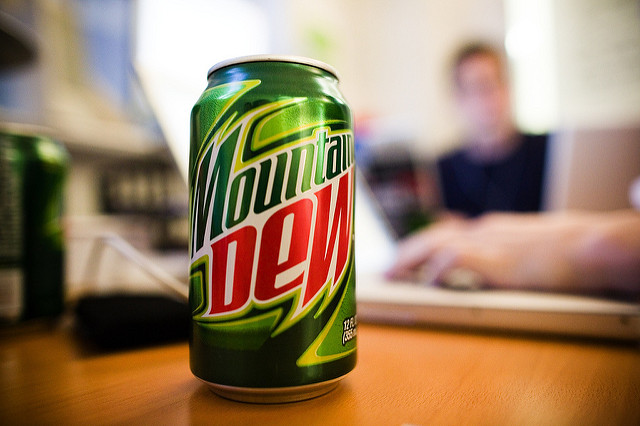 """11. You won't be caught saying the word """"soda"""" because you know pop is the appropriate name."""