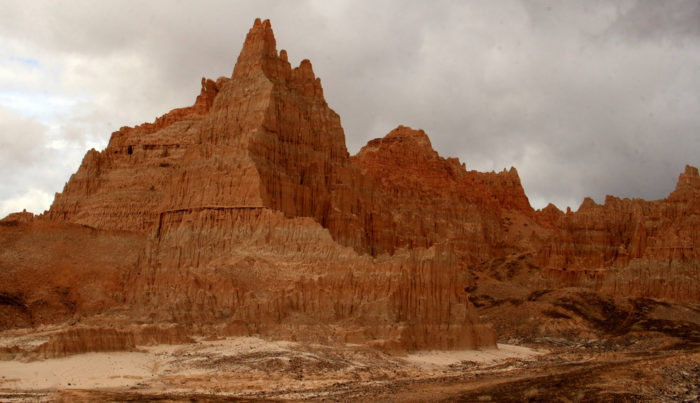 14. Cathedral Gorge State Park