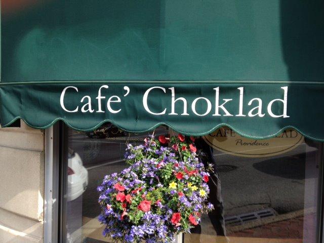6. Cafe Choklad, Providence