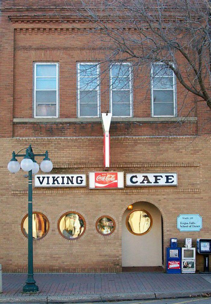 4. The Viking Cafe, Fergus Falls