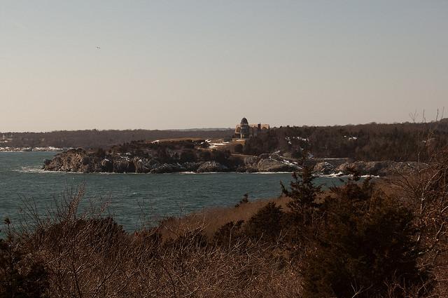 4. Fort Wetherill, Jamestown