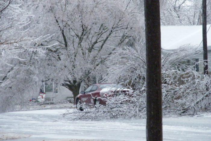 1. Ice Storms