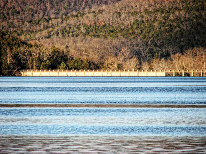 7. Lake Leatherwood (near Eureka Springs)