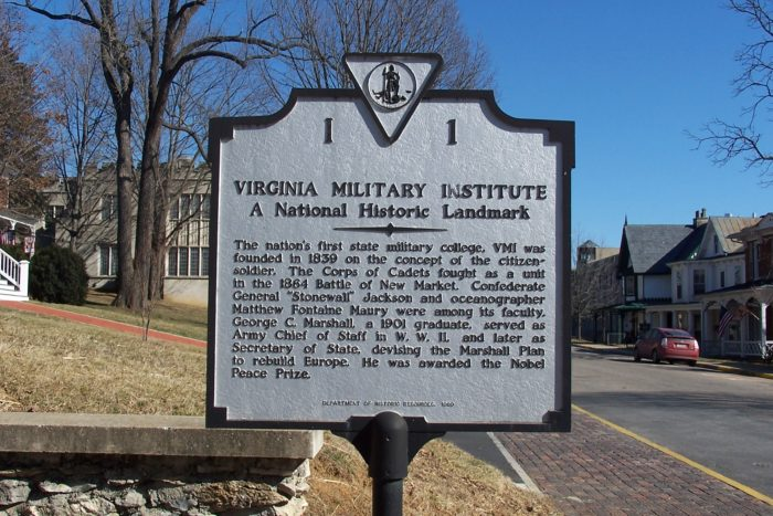 12. These historical markers start to seem like no big deal.