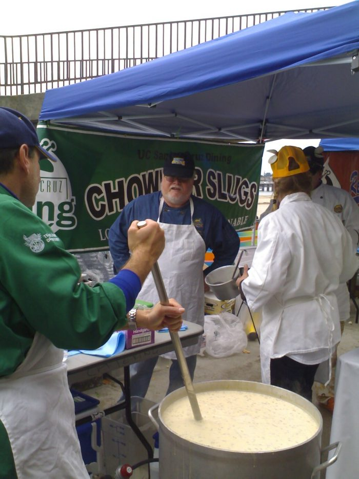 8. You've attended at least one chowder festival.