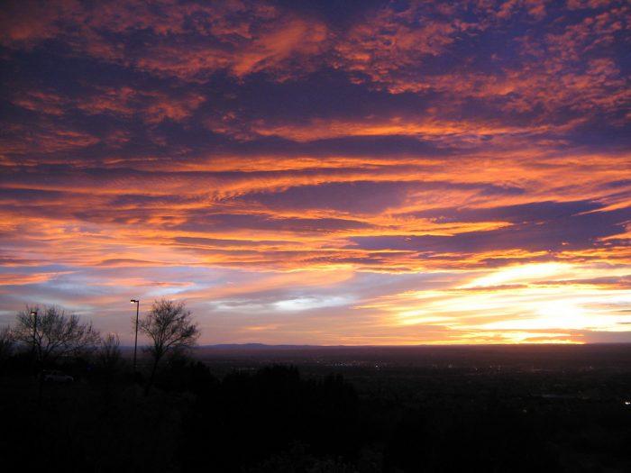 2. Sunsets