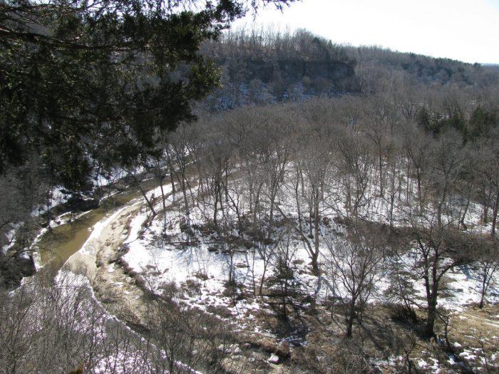 10. Whitewater Canyon, Bernard, Iowa