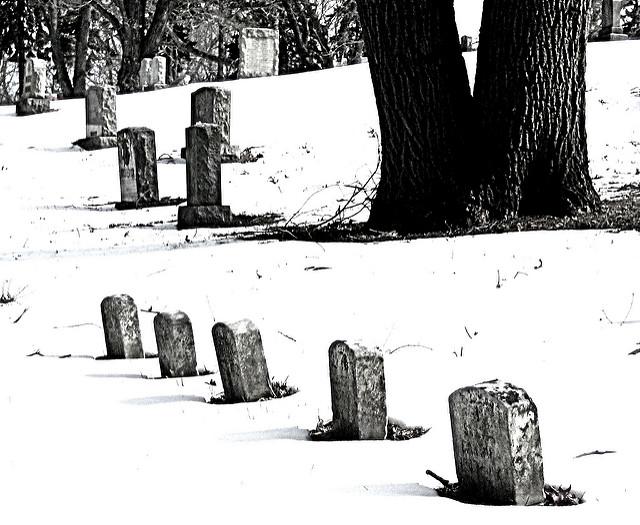 5. Elder Ballou Cemetery, Cumberland
