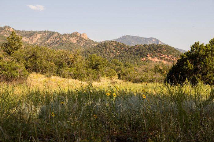 6. Aiken Canyon Trail (Colorado Springs)