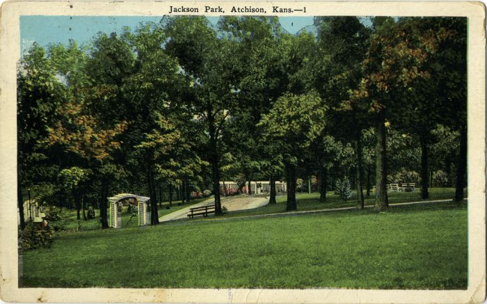 5. Molly's Hollow (Atchison)