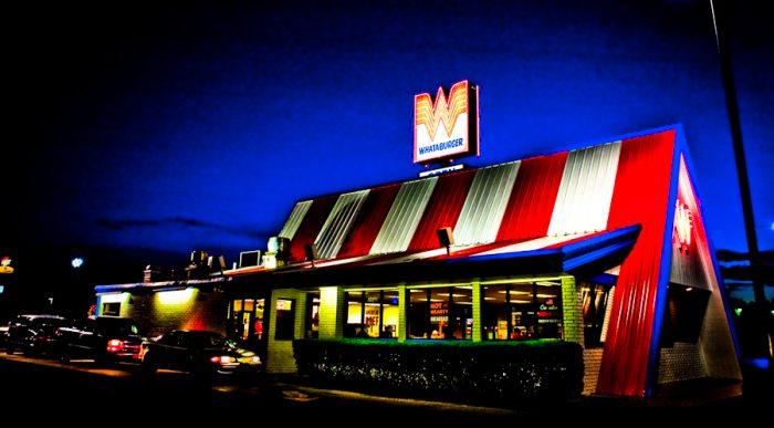 2. Fast food