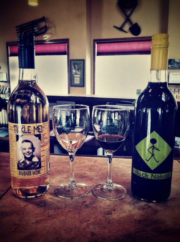 6. Stone Faces Winery in Hill City