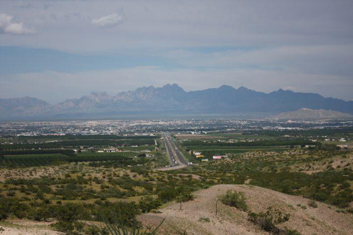 5. Best place to retire: Las Cruces (population 97,618)