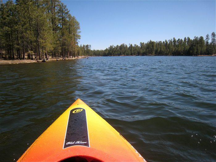 13. Willow Springs Lake