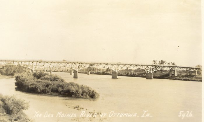 8. Ottumwa Bridge, 1942