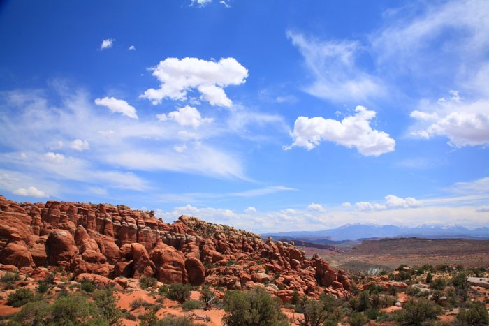 3. The Fiery Furnace, Arches National Park