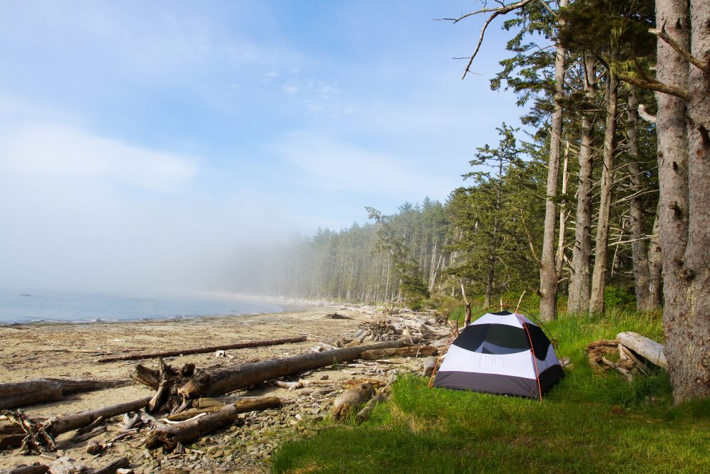 15 Of The Best Places To Camping In Washington