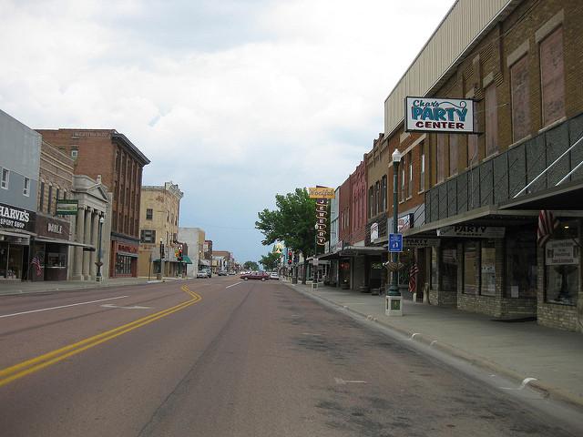 5. Mitchell (Population: 15,555)
