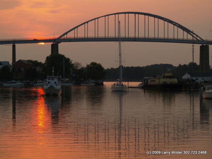 1. Chesapeake City
