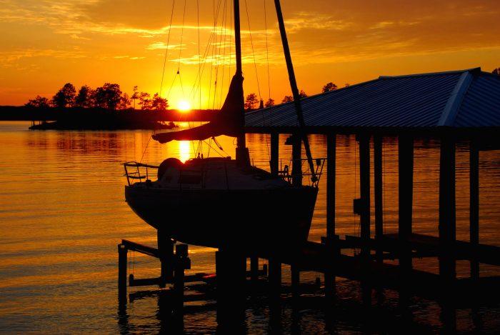 3. Lake Martin