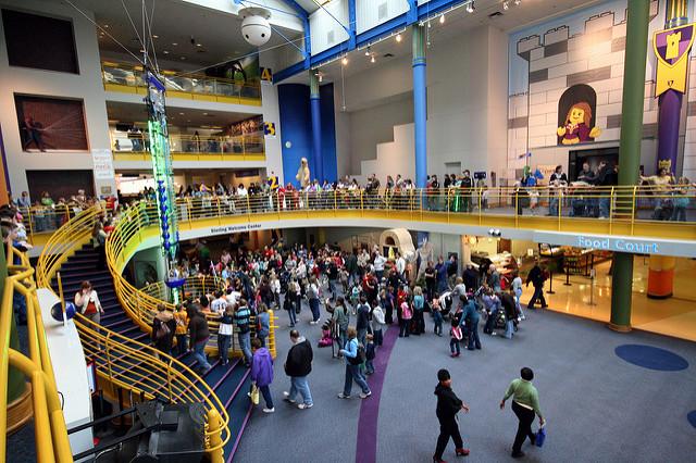 4. The Children's Museum of Indianapolis - Indianapolis
