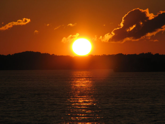 End your perfect Iowa staycation by watching the sun set over the beautiful East Okoboji Lake, and reminisce about the memories you made over the last two days.