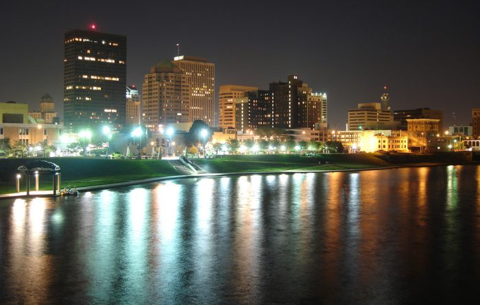 Coming in at #1 on the list is Dayton, Ohio.