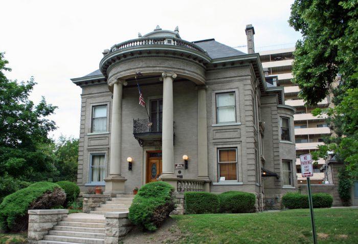5. The Adolph Zang Mansion