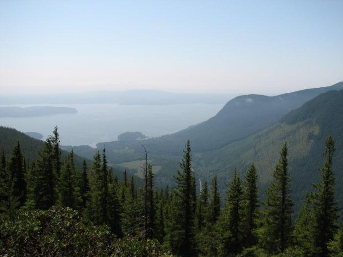 8. Mount Walker
