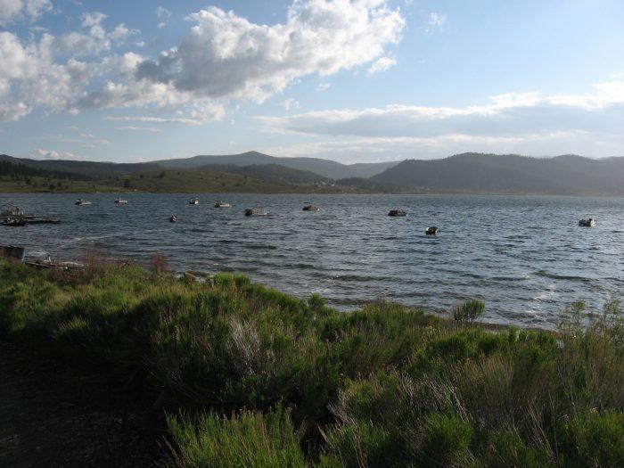 7. Panguitch Lake