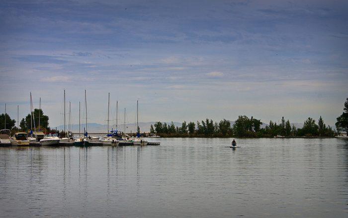 16. Willard Bay