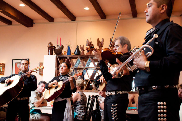 7. How about some mariachi with that margarita - At Matt's El Rancho!