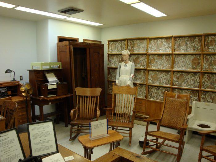 Glore Psychiatric Museum, St. Joseph