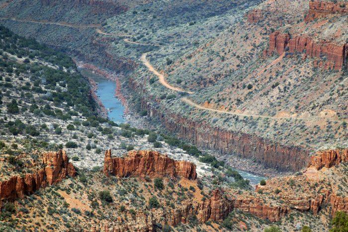 11. Salt River Canyon