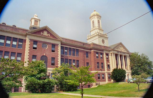 6. Hope High School, Providence