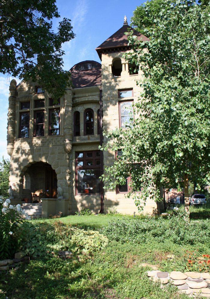 3. Frank I. Smith House