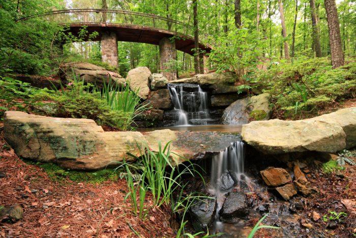 6. Garvan Woodland Gardens (Hot Springs)