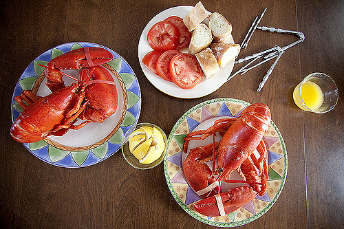 3. Rhode Islanders also know that if the seafood isn't fresh, it's just not worth it.