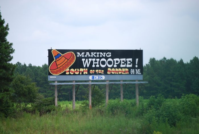 3. Maine is one of four states that banned advertising billboards.