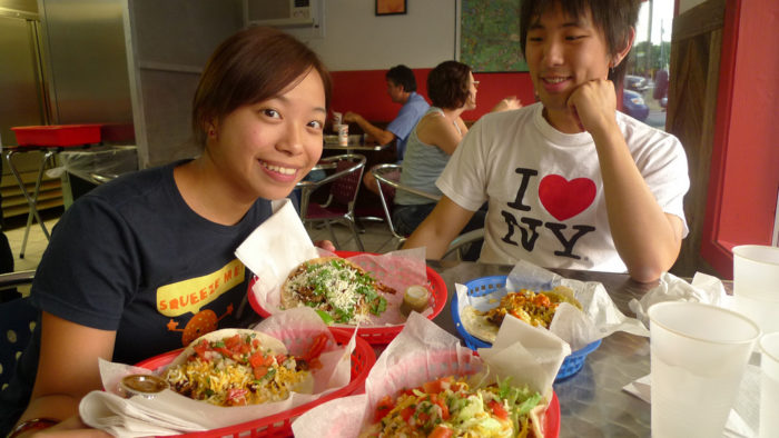 2. Torchy's is loved by people around the country. What's your fav taco?