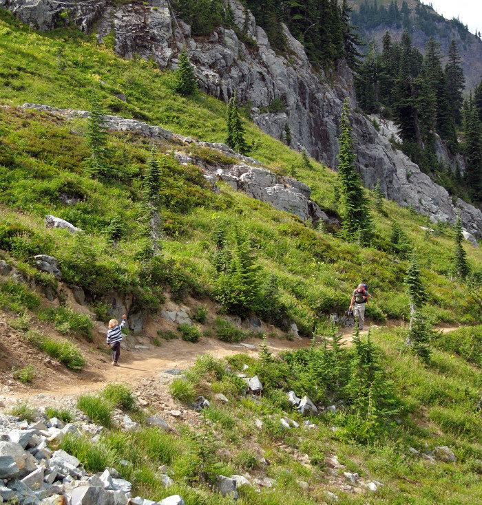Washington: Naches Peak Loop