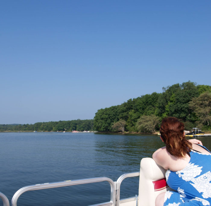 Or if you prefer, catch those sun rays by boat.