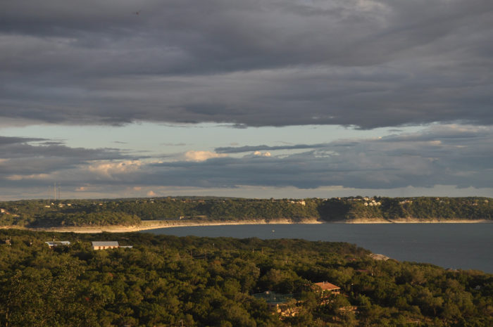 10. Lucky for all of the Canyon Lake residents, this is their view from their backyard!