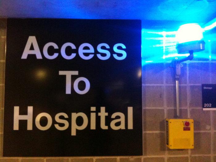 9. Little Rock has a medical school.