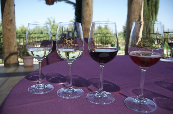 13. Heck, you're in SoCal...sample LOTS of wine!